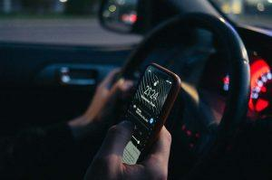 Man Convicted for Texting while Driving