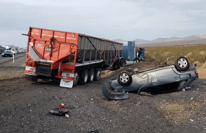Truck Collisions