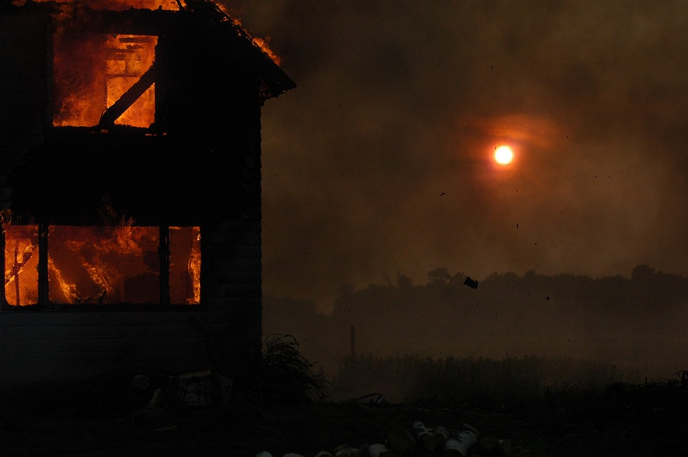 Smoke Detectors Slower To Sound In Smoldering Fires