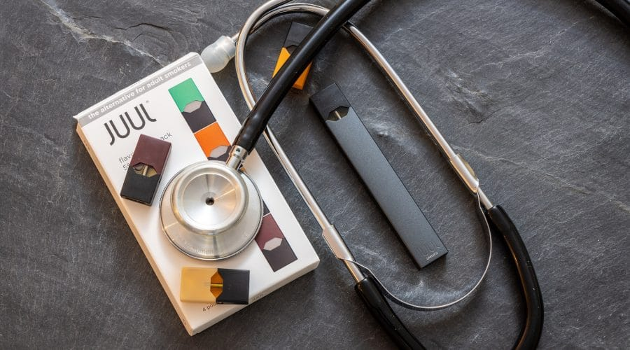JUUL VAPING INJURES & SIDE EFFECTS
