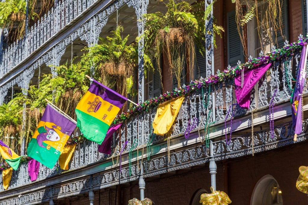 Mardi Gras Road Safety Tips