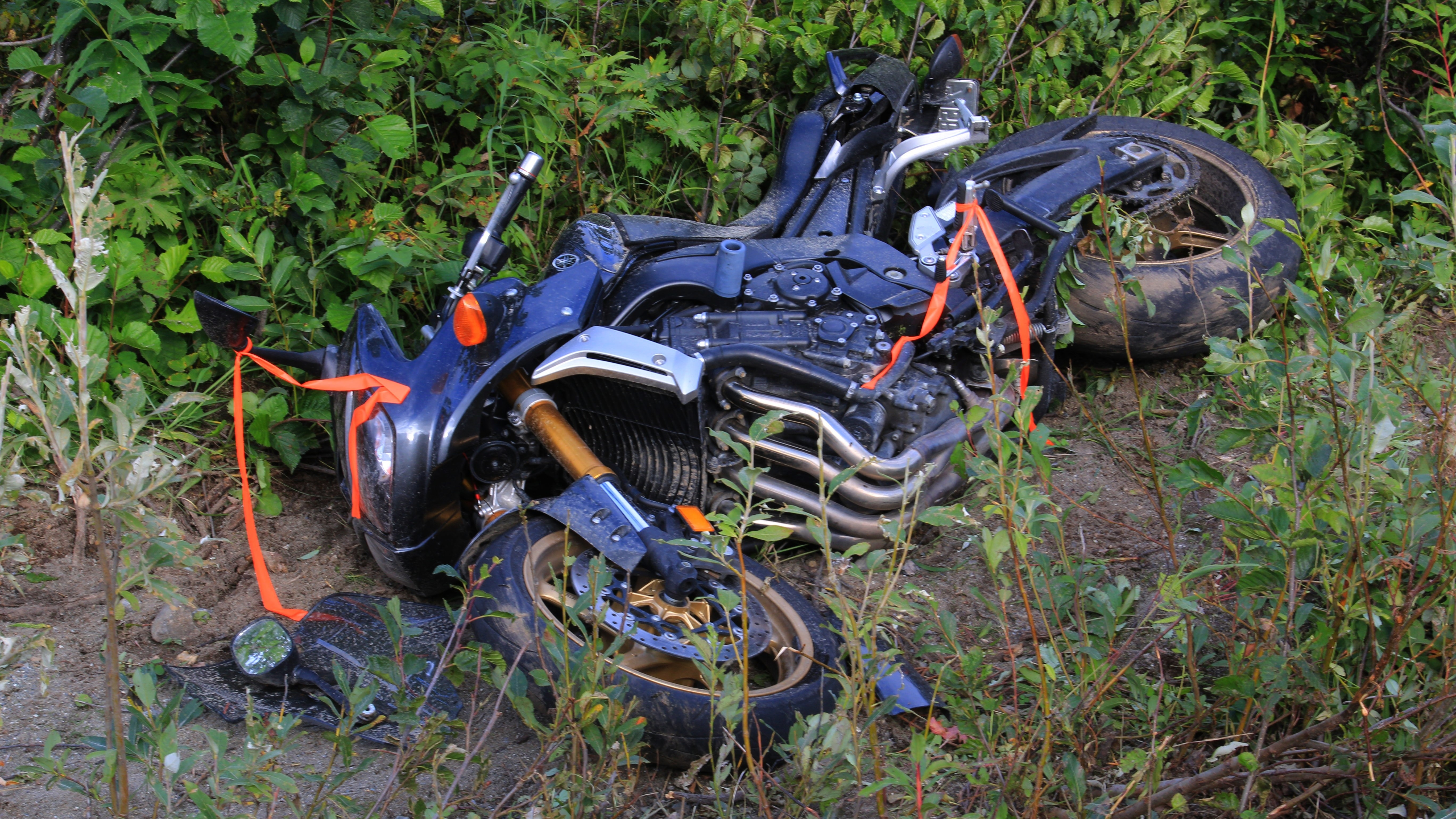 Motorcycle-Pedestrian Accidents and Injuries